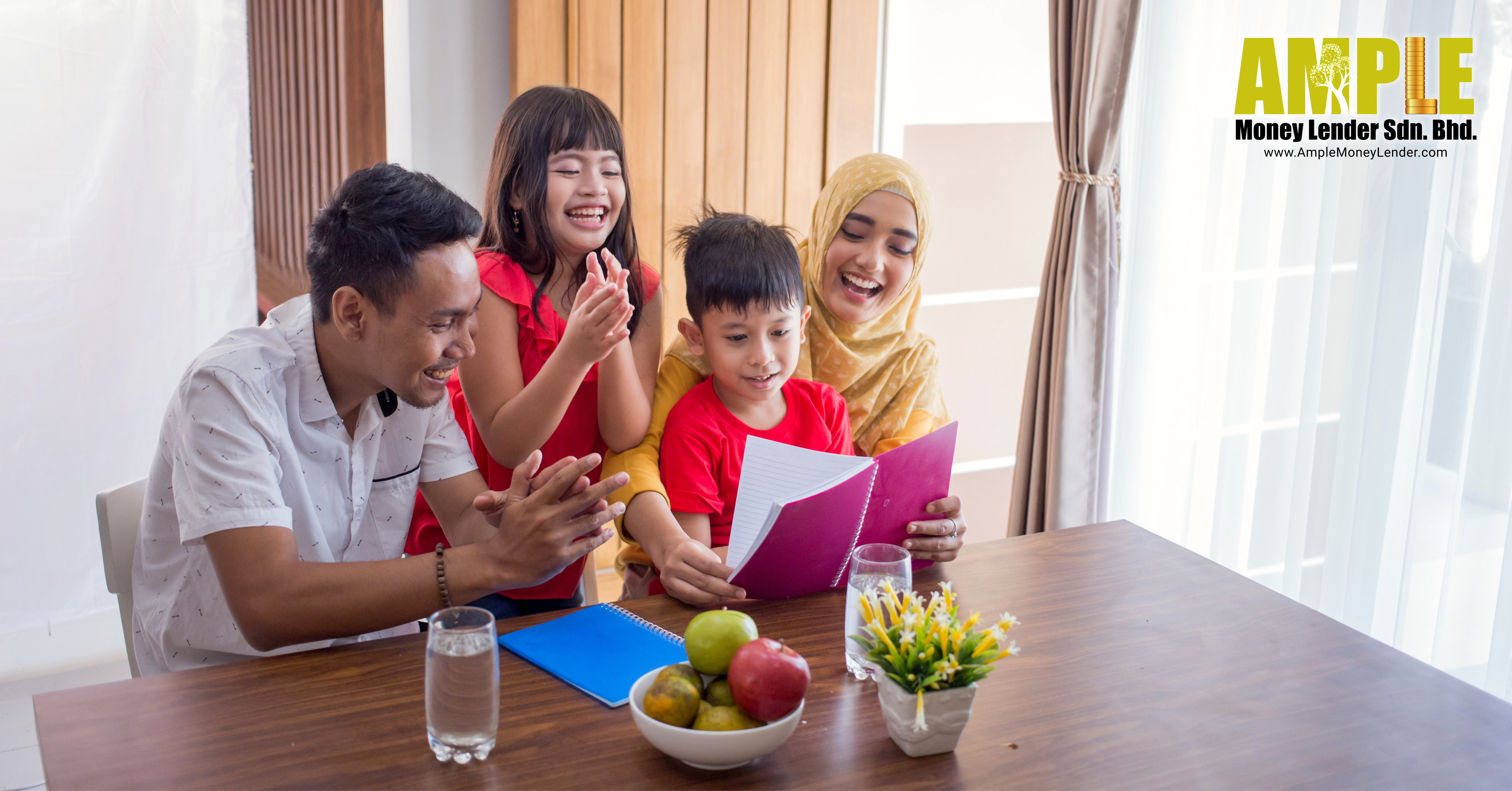 Ample Money Lender Malaysia Johor Batu Pahat Loan Licensed Money Lender Personal Loan Business Loan Cash Capital Finance Low Interest Banking Service Cheque Changes Cash EN A004