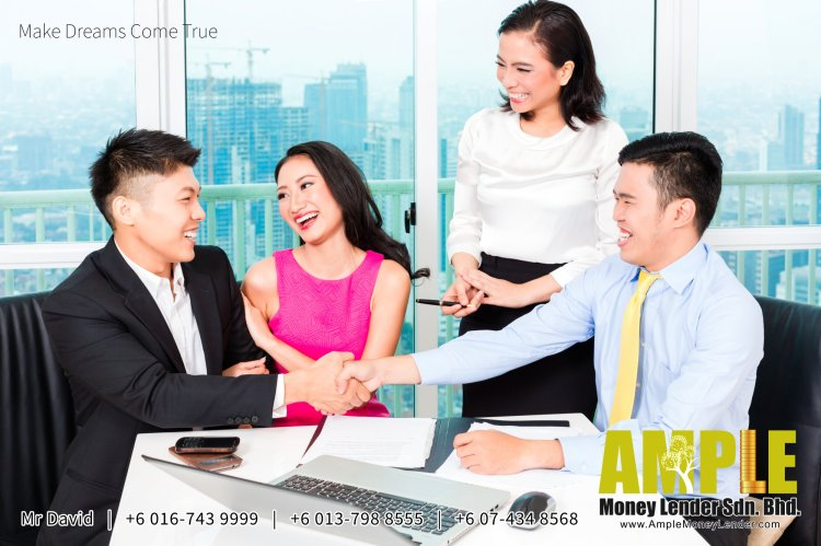 Ample Money Lender Batu Pahat Johor Malaysia Loan Licensed Money Lender Personal Loan Business Loan Mortgage Loan Cash Capital Finance Low Interest Banking Service Cheque Changes Cash PayDay Easy Loan Web A08